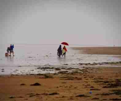 Rainy days in Cornwall