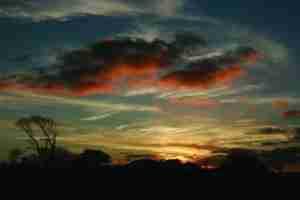 Gramound three - Sunset over Carvossa